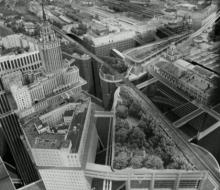 архитектурная концепция Москвы будущего — Up&Down